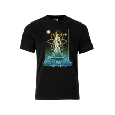 Distorted World — «Storm And Silence» — T-Shirt