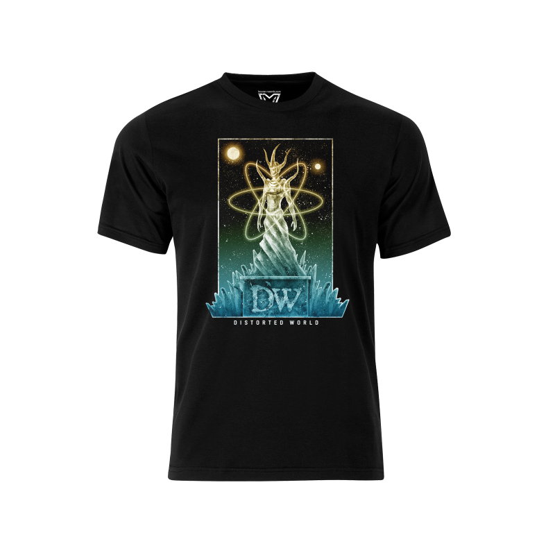 Distorted World T-Shirt