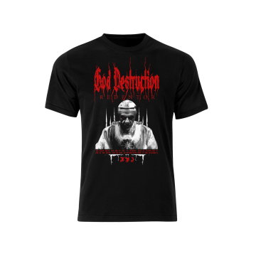 God Destruction — «Redentor» T-Shirt
