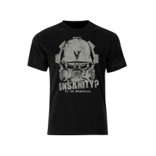 «Insanity? It Is Normal» — T-Shirt