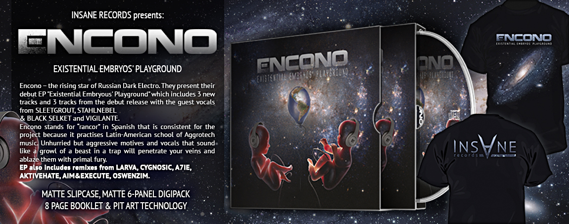 Encono - «Existential Embryos' Playground»