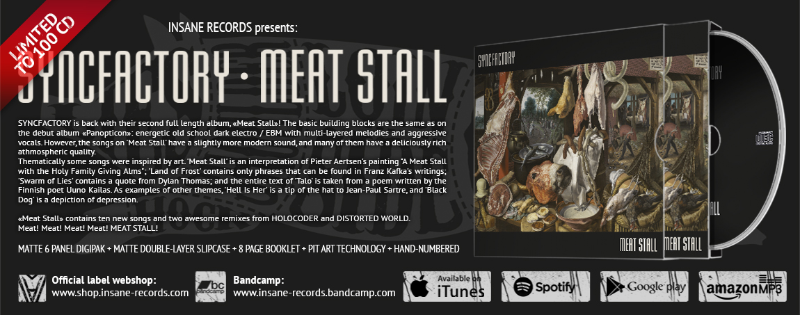 Syncfactory - «Meat Stall»