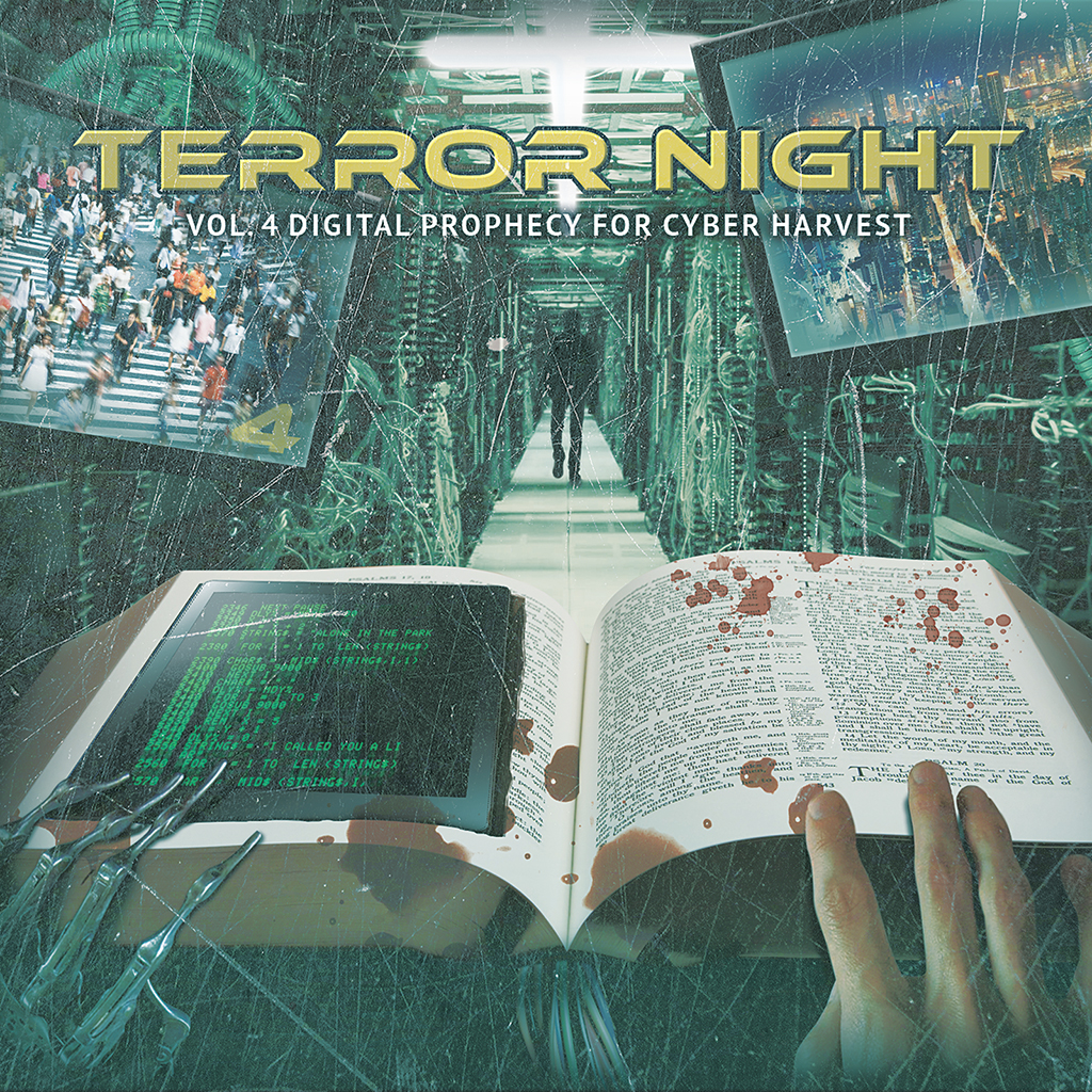 V/A — «Terror Night Vol.4 Digital Prophecy For Cyber Harvest»
